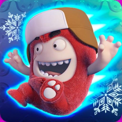 Oddbods Turbo Run iOS App