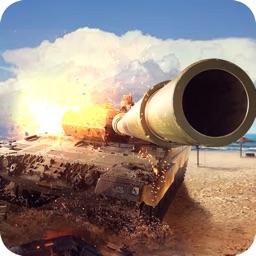 经典坦克大战-前线装甲射击游戏