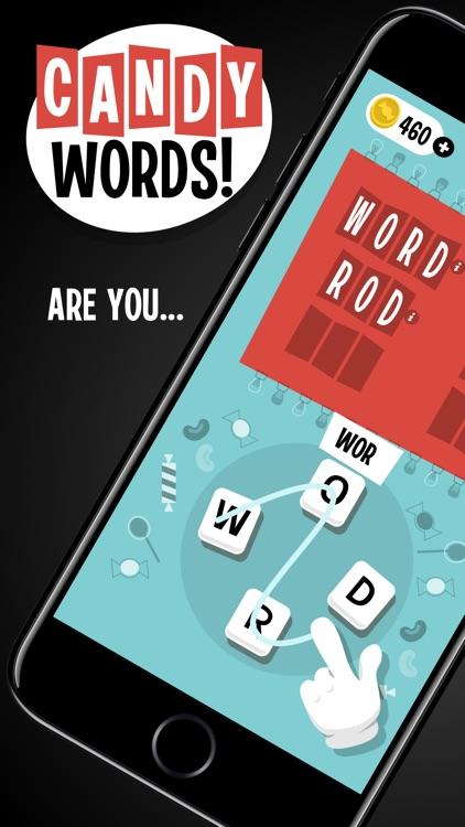 Candy Words! screenshot-0