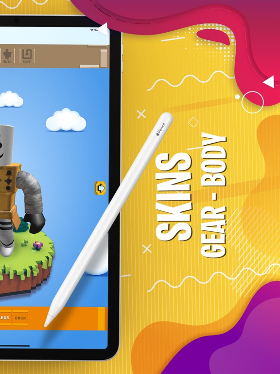 2020 Creator Skin For Roblox Robux Iphone Ipad App Download