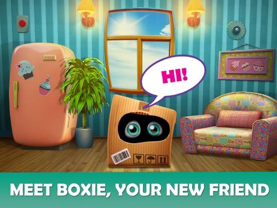 Boxie: Hidden Object Puzzle screenshot 1