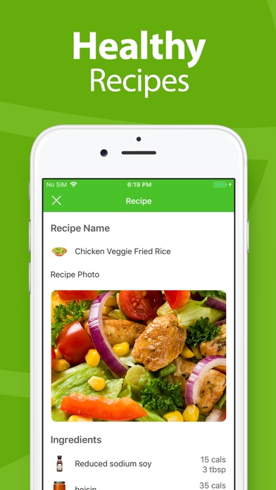 Calorie Counter PRO MyNetDiary app image