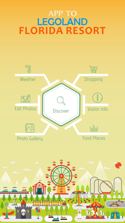 App to Legoland Florida Resort