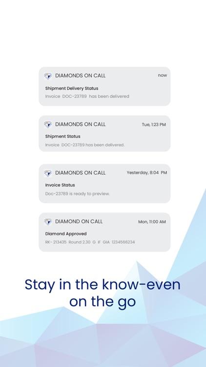 Diamonds on Call screenshot-5