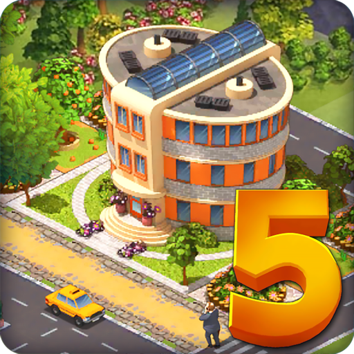City Island 5 Tycoon Sim Game for Mac