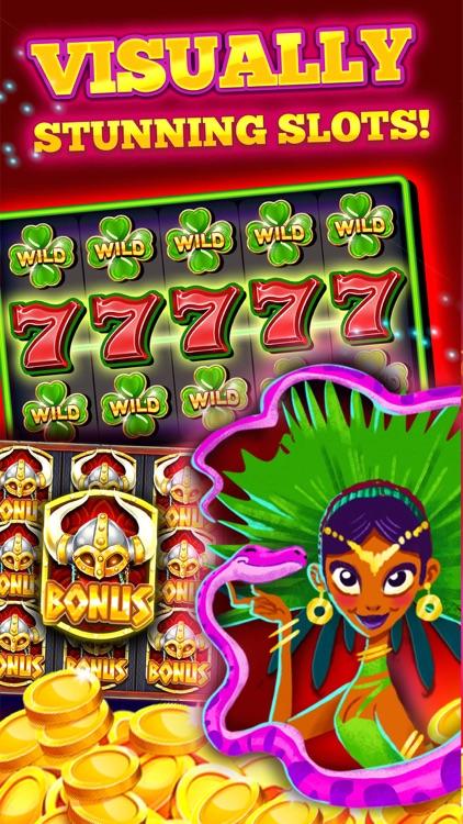 Slots Galaxy Vegas Jackpots screenshot-7