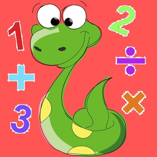 Математическая змейка