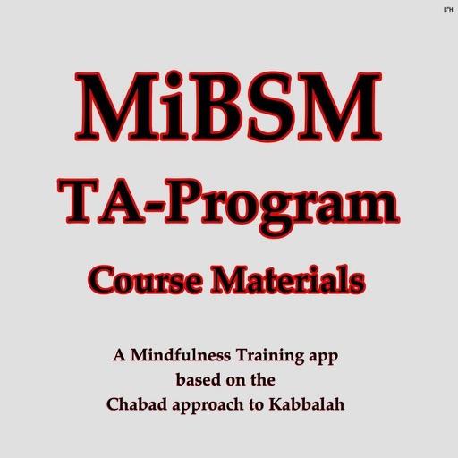 MiBSM Mindfulness TA-Training