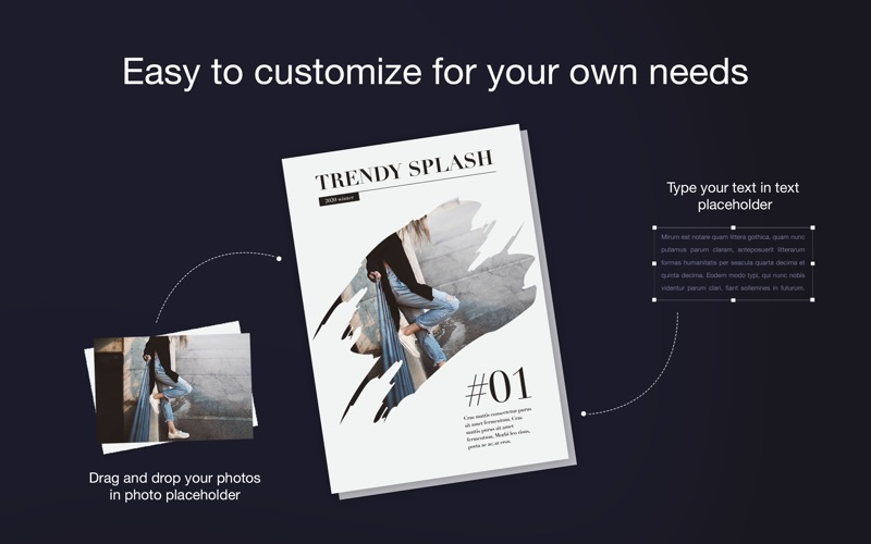 Toolbox for Pages - шаблоны скриншот программы 4