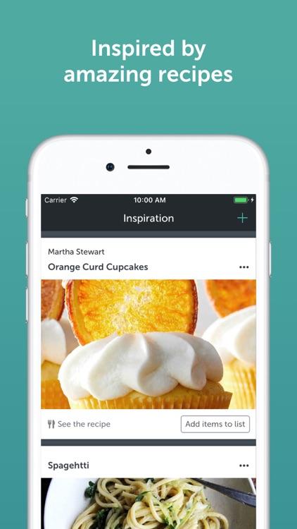 Bring! Shopping List & Recipes screenshot-4