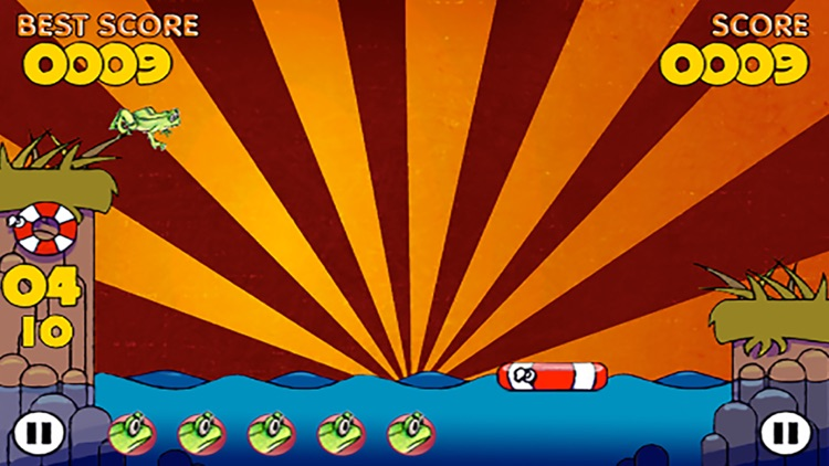 Loony Frogs - Rescue The Frogs screenshot-3