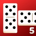 Domino All Fives Classic Game