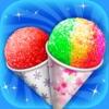 冰淇淋刨冰制作 - 做饭游戏