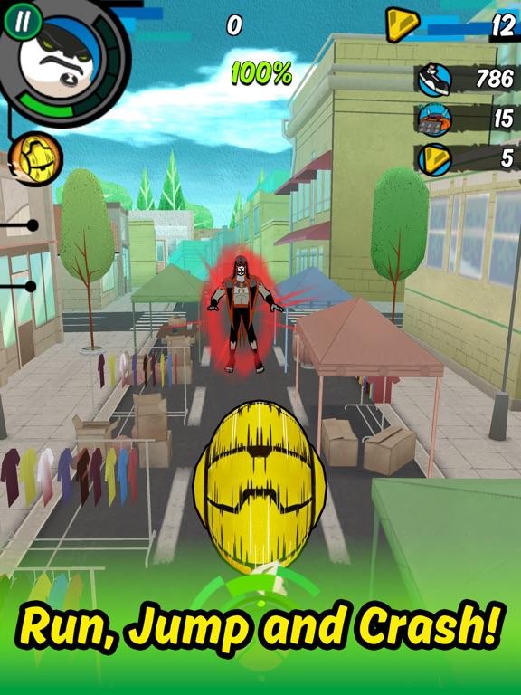 Ben 10 - Up To Speed screenshot #1