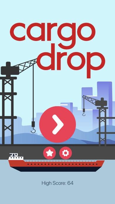 Cargo Drop Game