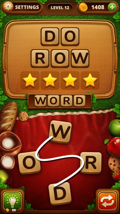 Word Snack - Picnic with Words screenshot-0
