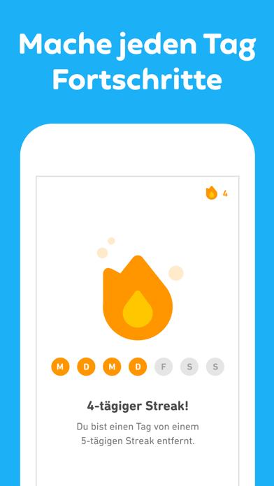 Duolingo Französisch App