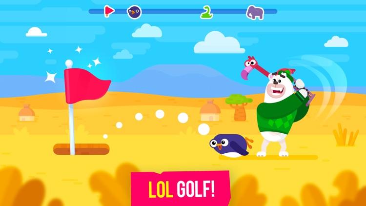 Golfmasters - Fun Golf Game screenshot-0