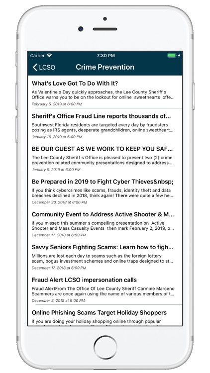 Lee County FL Sheriff's Office