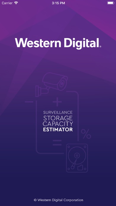 WD Purple Storage Calculator-0