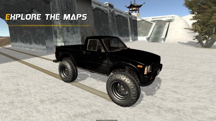Real Offroad Simulator 3D screenshot-4