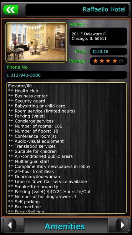 Chicago Offline Travel Guide screenshot-3