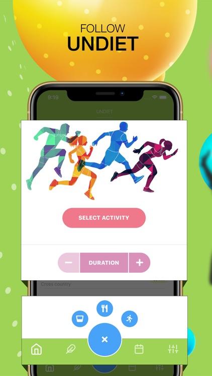 Undiet - Your Progress Tracker screenshot-4