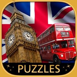 London - Jigsaw Game