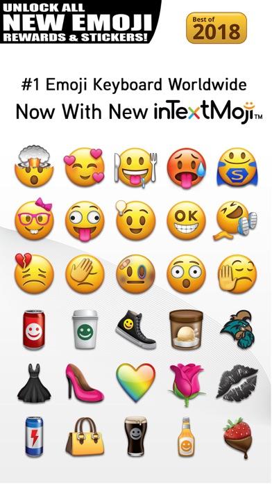 Emoji - inTextMoji™ Pro ;) Screenshot
