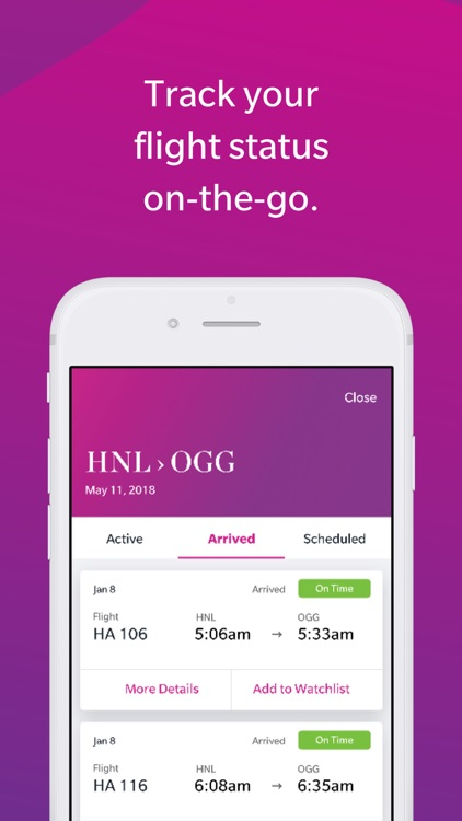 Hawaiian Airlines screenshot-5