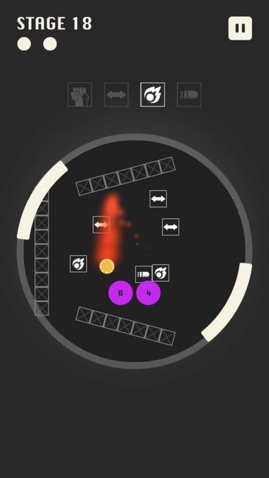 Circle Smash -bricks and balls screenshot 2