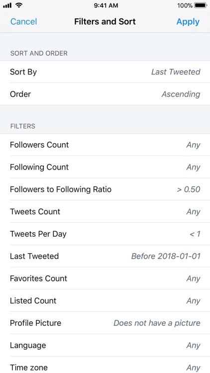 Who Unfollowed Me on Twitter screenshot-9