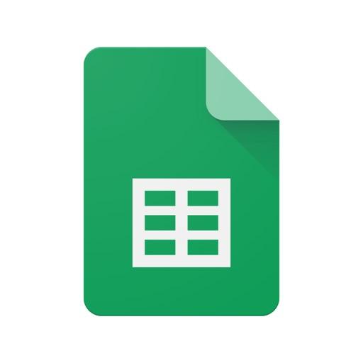Google Sheets iOS App