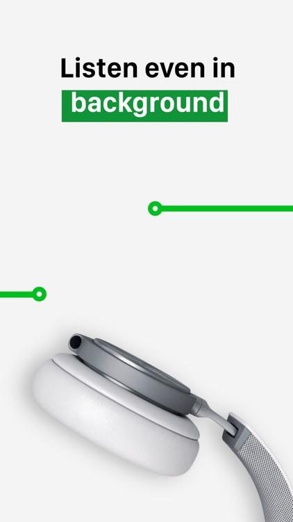 eSound - Music Player App screenshot-3