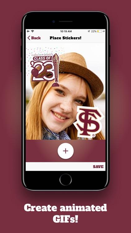 FSU Class of '23 Selfie Stikis