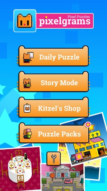Pixelgrams: Pixel Puzzles screenshot-5