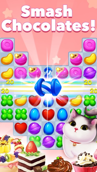 download Candy Frenzy - Match Sugar apps 0