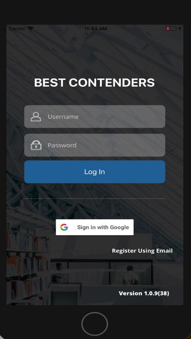 Best Contenders- 1st Grade screenshot 1