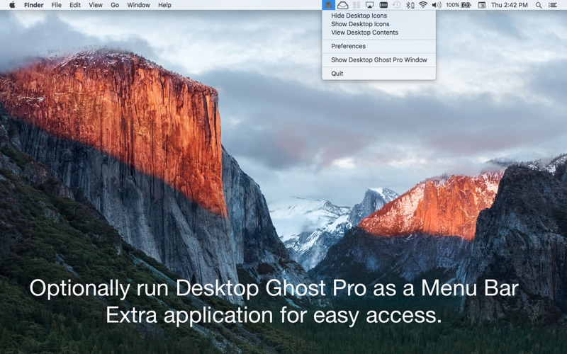 Desktop Ghost Pro