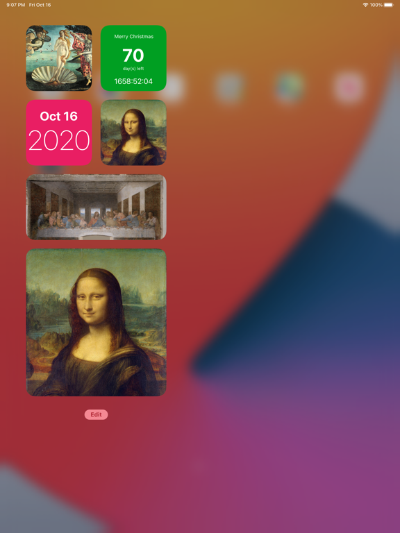 Widget of Art - Mini screenshot 13