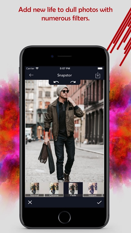 Snapstor - Best Photo Editor screenshot-4