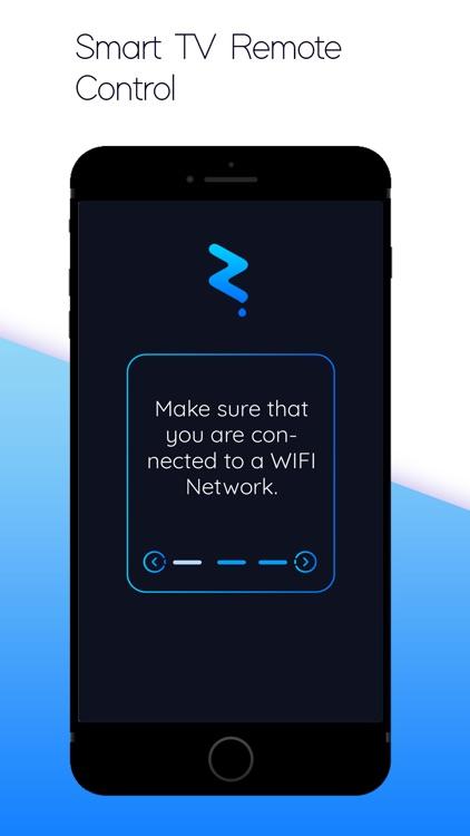 Smart TV Remote Control - WIFI screenshot-4