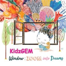 KidzGEM - ZOOM into Dreams