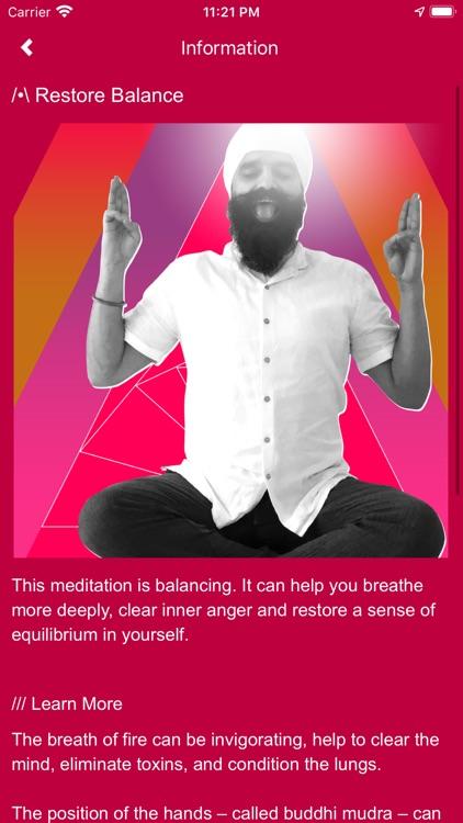 JOY meditation screenshot-3