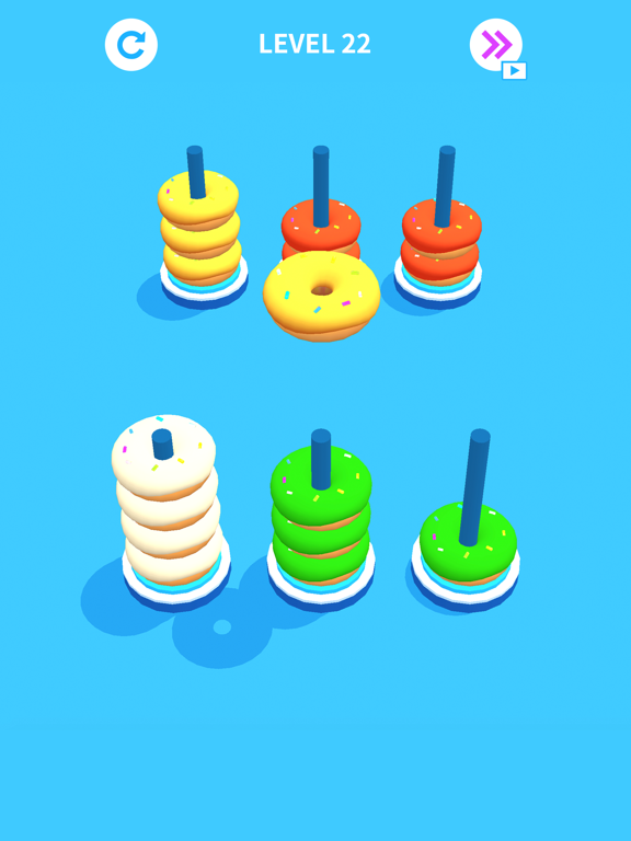 iPad Image of Food Games 3D