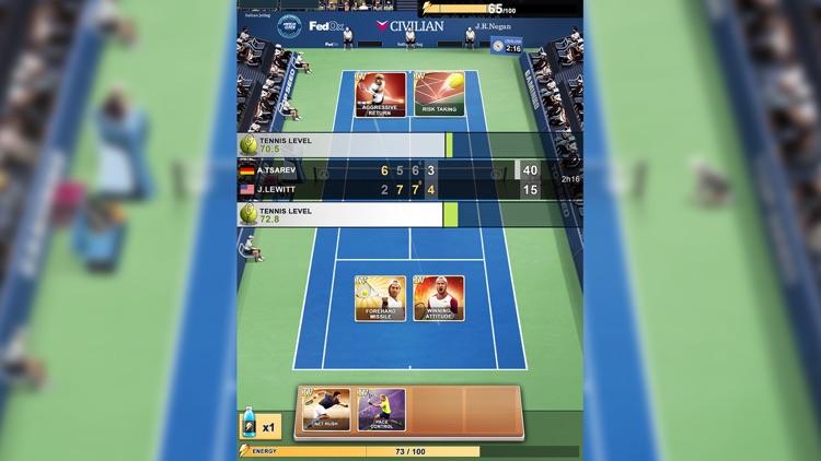 Tennis Manager 2020 - TOP SEED screenshot-8