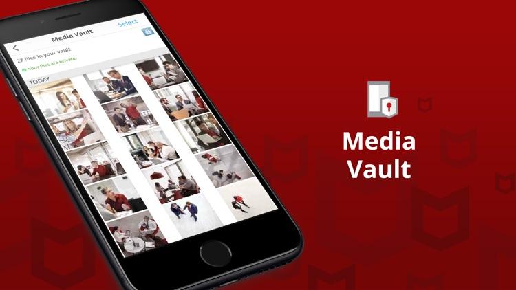 McAfee Mobile Security screenshot-6