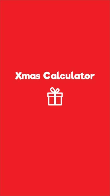 "Xmas Calculator - ""it's jolly"""