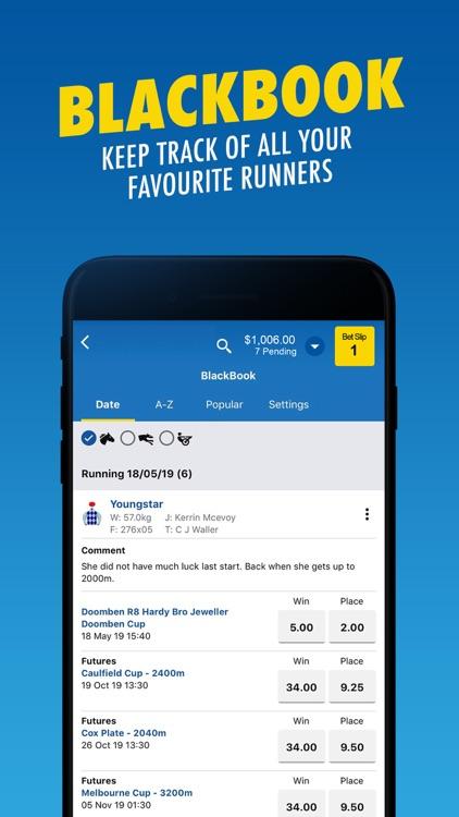 Sportsbet - Online Betting App screenshot-4