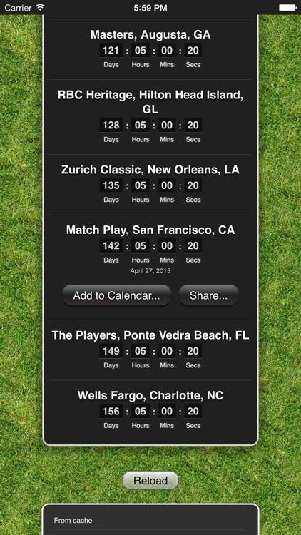 Golf screenshot-0